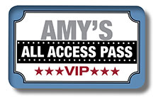 NEW! Amy's All Access Pass